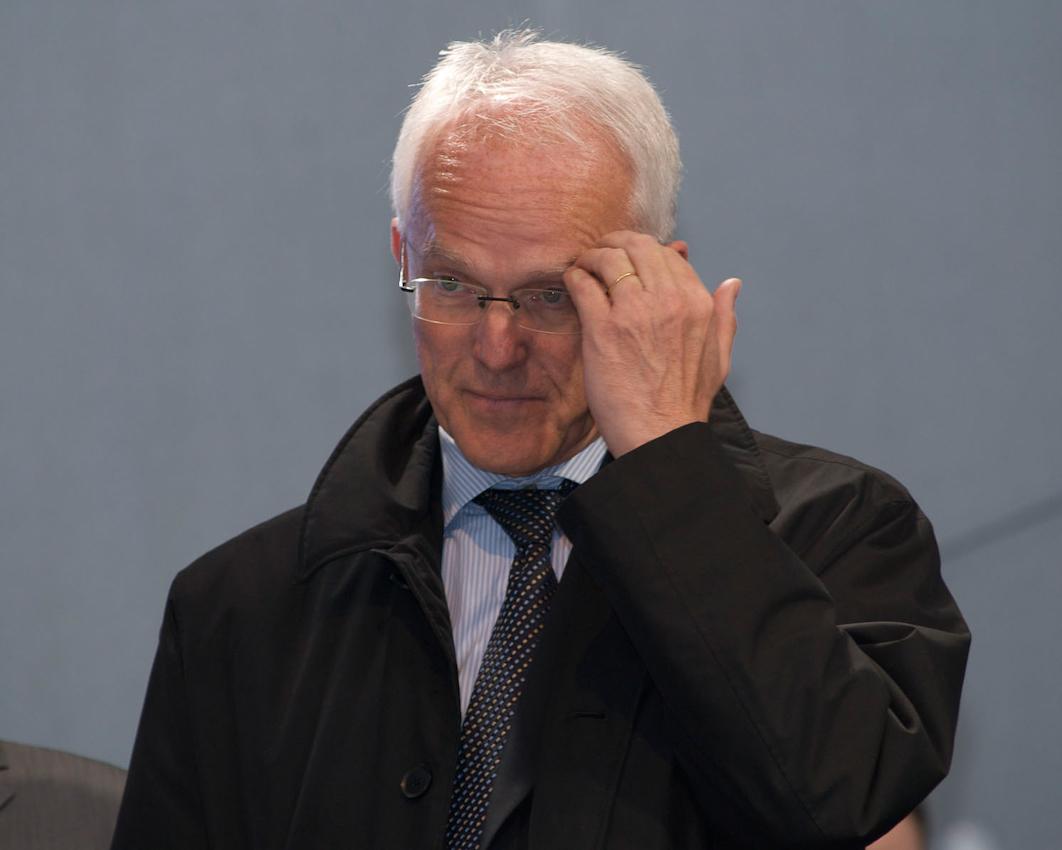 Jürgen Rüttgers; Ministerpräsident von Nordrhein-Westfalen; musste am 09.Mai eine Wahlschlappe hinnehmen.