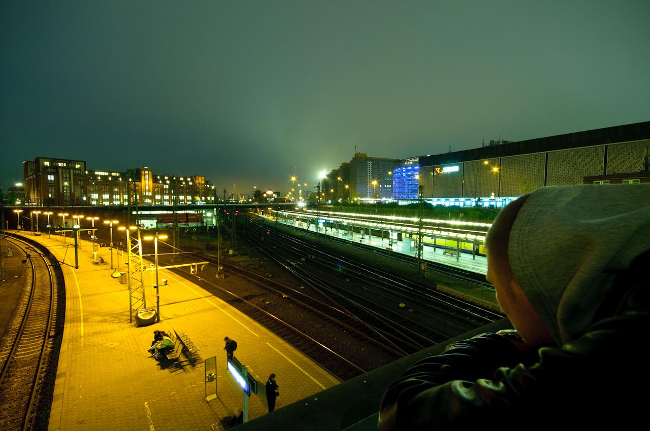 Selbstporträts von Tim Gerdts, Aufnahmen aus Hamburg