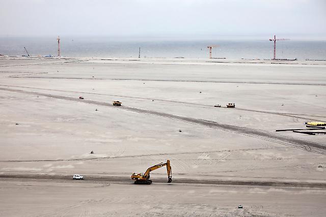 Sandwüste für Schiffe 10