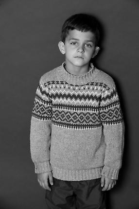 Emmanuil, 7 Jahre