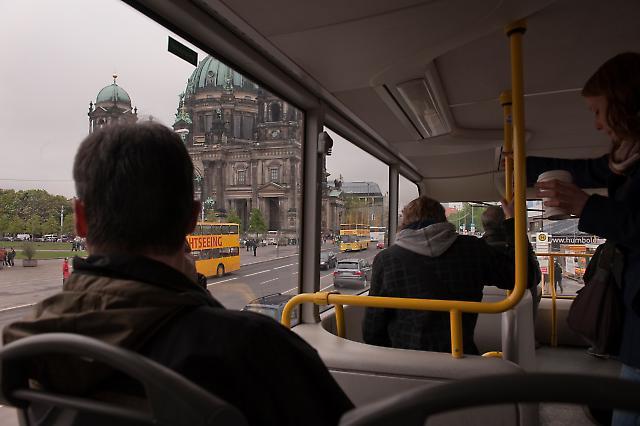 Sightseeing im Doppeldeckerbus 9