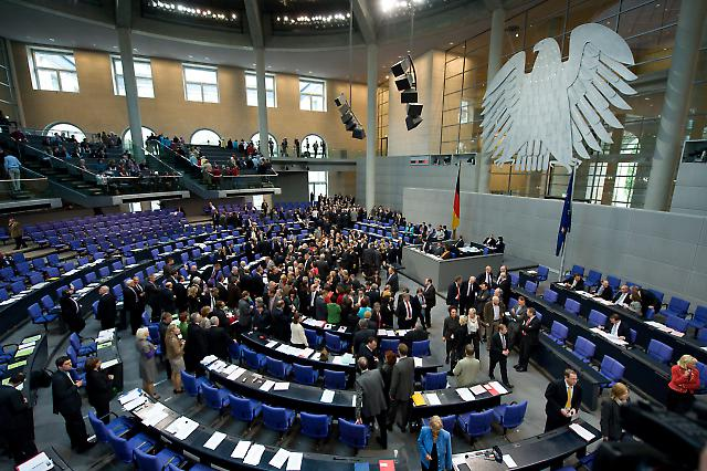 Abstimmung, Bundestag