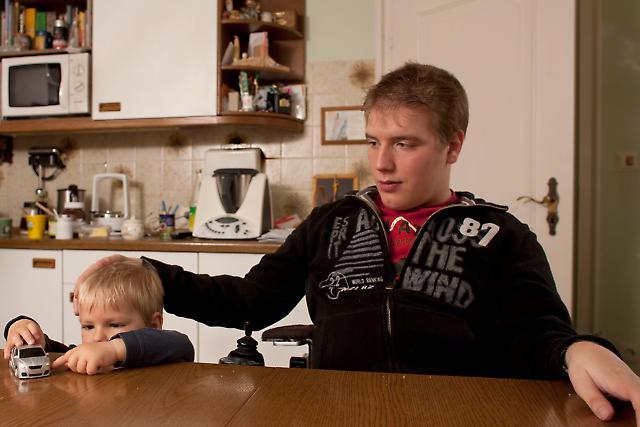 Leben mit Tetraplegie 1