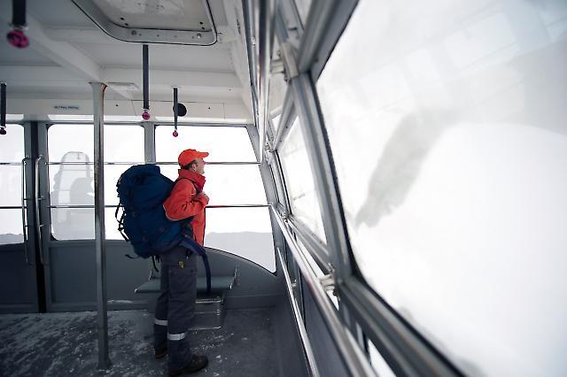 Auf der Zugspitze 2